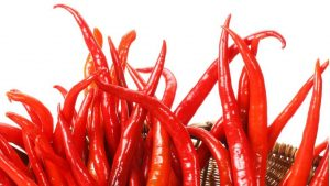 red hot chillis